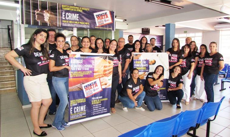 Noticia Destaque Cisa-Amerios lança campanha dramática de combate à dengue