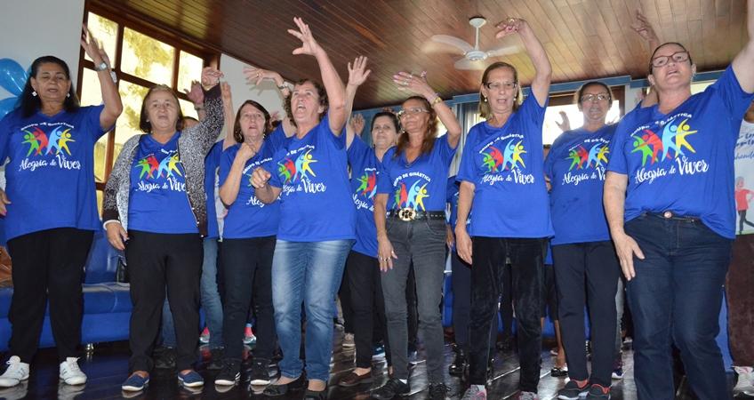 Noticia Destaque Capa do artigo Ícone de compartilhamento Cisa-Amerios promove oficinas integrativas para idosos da região
