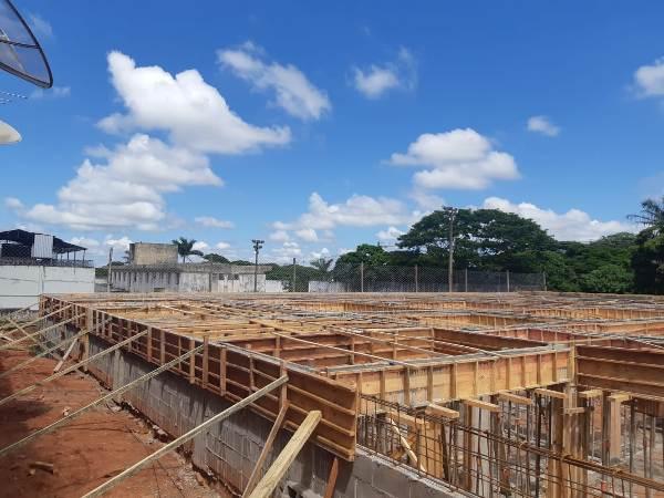Noticia Destaque Obras de ampliação do Cisa-Amerios seguem em ritmo acelerado