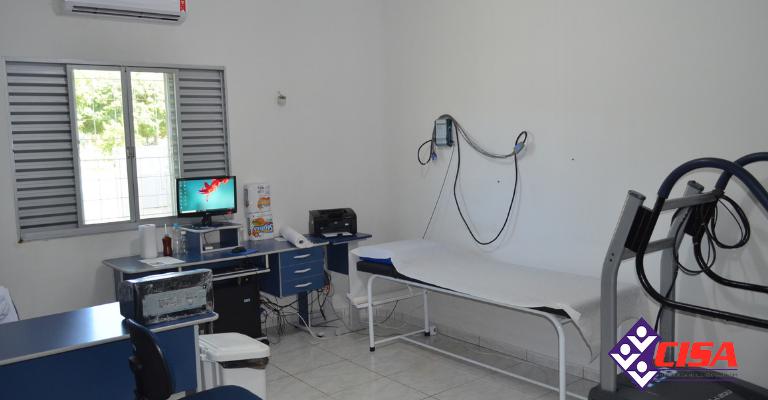 Consultório de Cardiologia